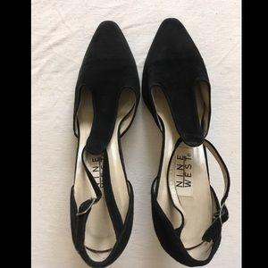 Pointed Nine West heels
